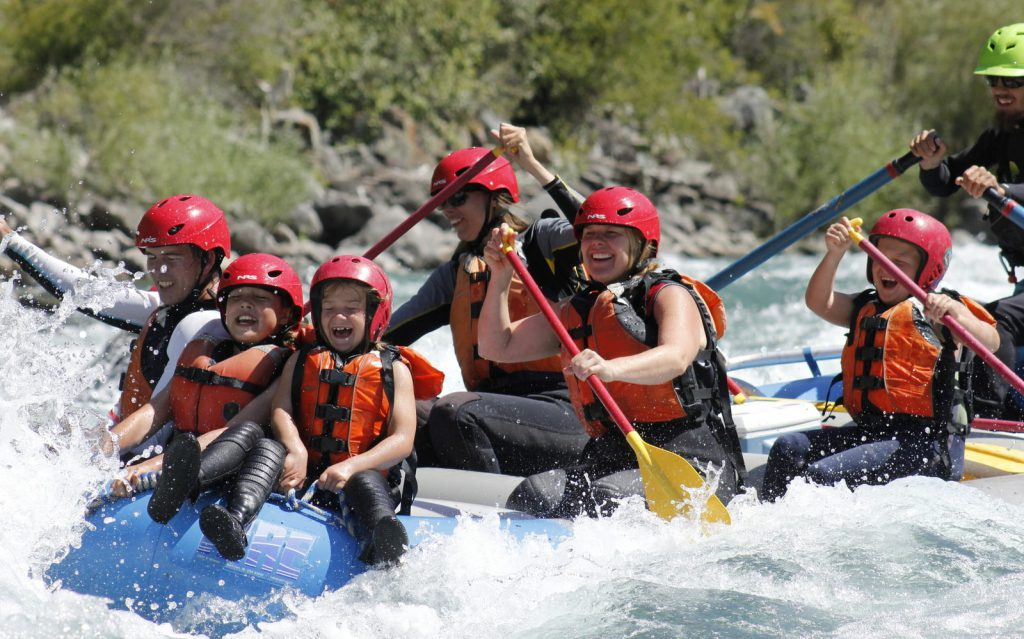 Fernie White Water Rafting Trip